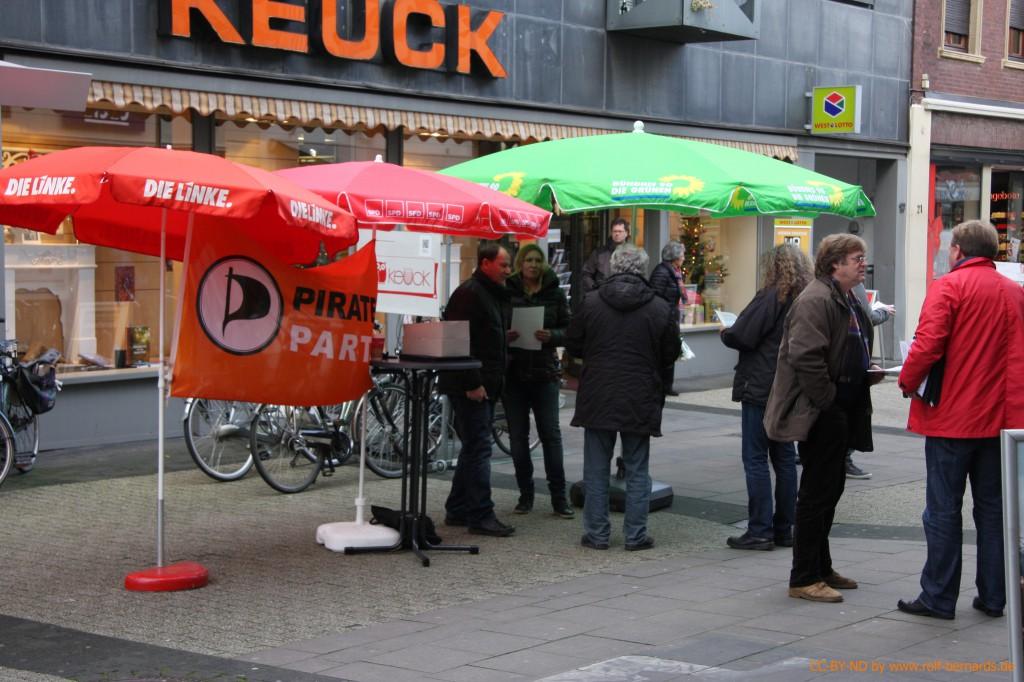 Infostand Geldern 28.11.2014-15