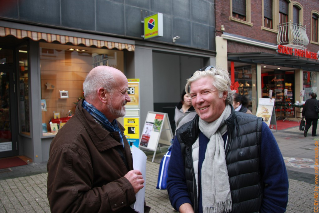 Infostand Geldern 28.11.2014-3