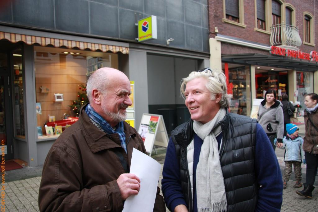 Infostand Geldern 28.11.2014-4