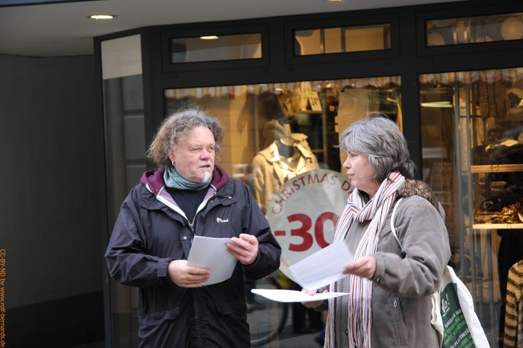 Infostand Geldern 28.11.2014-5