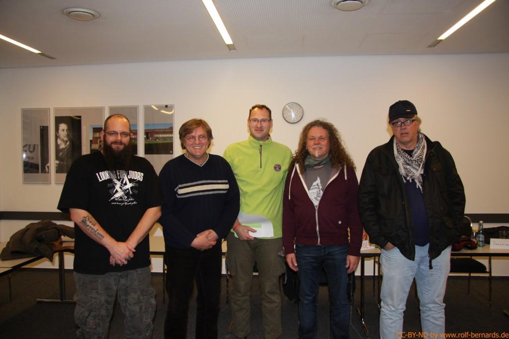 Rhetorik Seminar Düsseldorf 29.11.2014